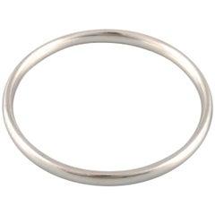 Just Andersen Bracelet of Sterling Silver, 1950s