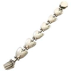 Georg Jensen Sterling Silver Bracelet No 93