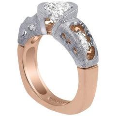 Alex Soldier Hidden Realms Diamond Gold Engagement Wedding Cocktail Ring