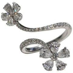 Messika Diamond Spring Ring