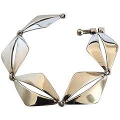Hans Hansen Sterling Silver Bracelet No. 230