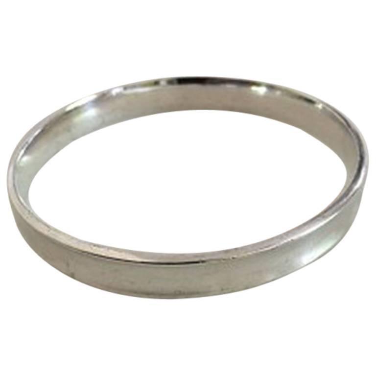 Hans Hansen Sterling Silver Bracelet No. 240
