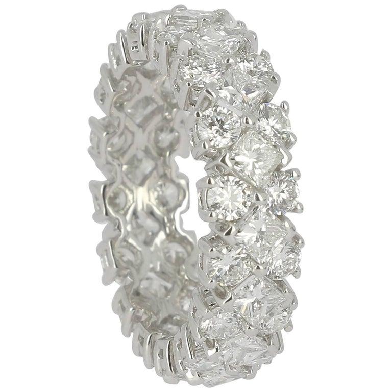 Fine and Impressive 4.83 Carat Diamond Ring