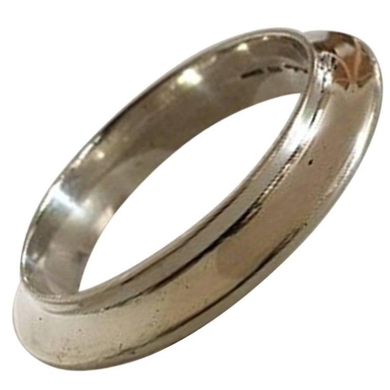 Hans Hansen Sterling Silver Bangle/Bracelet