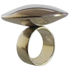 Hans Hansen Sterling Silver Ring