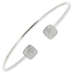 Diamond Bracelet 0.36 Carat White Gold