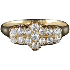 Antique Edwardian Diamond Ring Chester, 1910