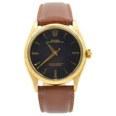 Rolex yellow Gold Oyster Perpetual Wristwatch Ref 1005, circa 1966
