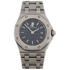 Audemars Piguet Stainless Steel  Ladies Royal Oak Offshore Quartz Wristwatch