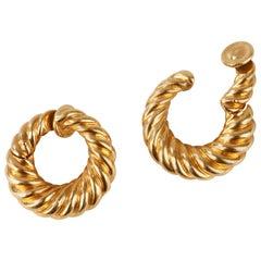 Van Cleef & Arpels Gold Earrings