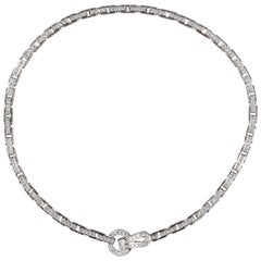Cartier Gold and Diamonds Necklace
