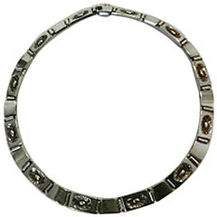 Georg Jensen Sterling Silver Necklace No 60B