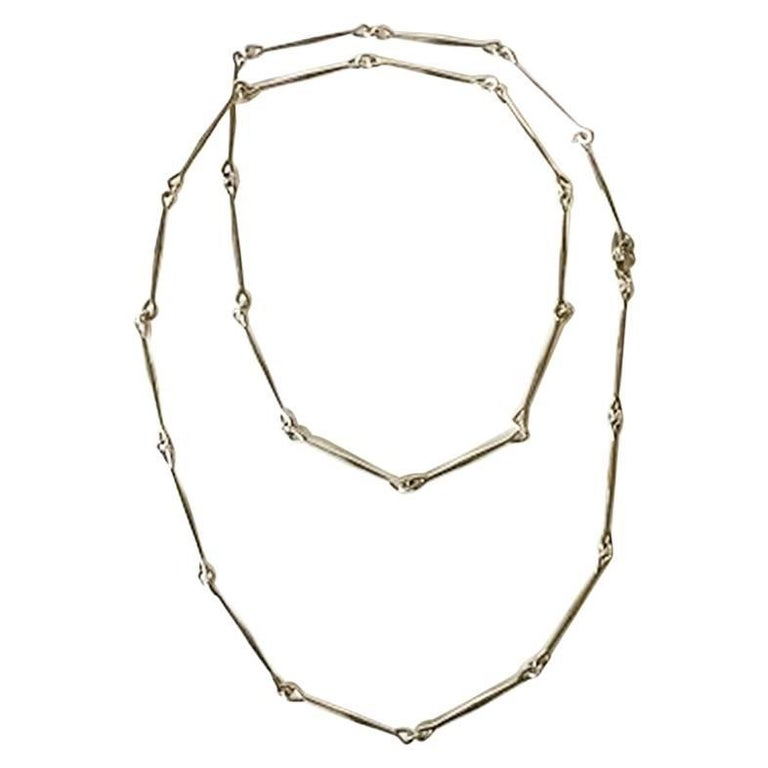 Georg Jensen Sterling Silver Necklace