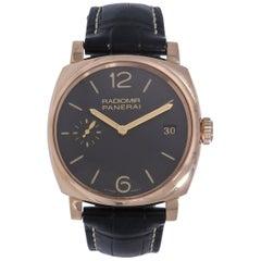 Panerai Rose Gold Radiomir 3 Days manual Wristwatch, 1940