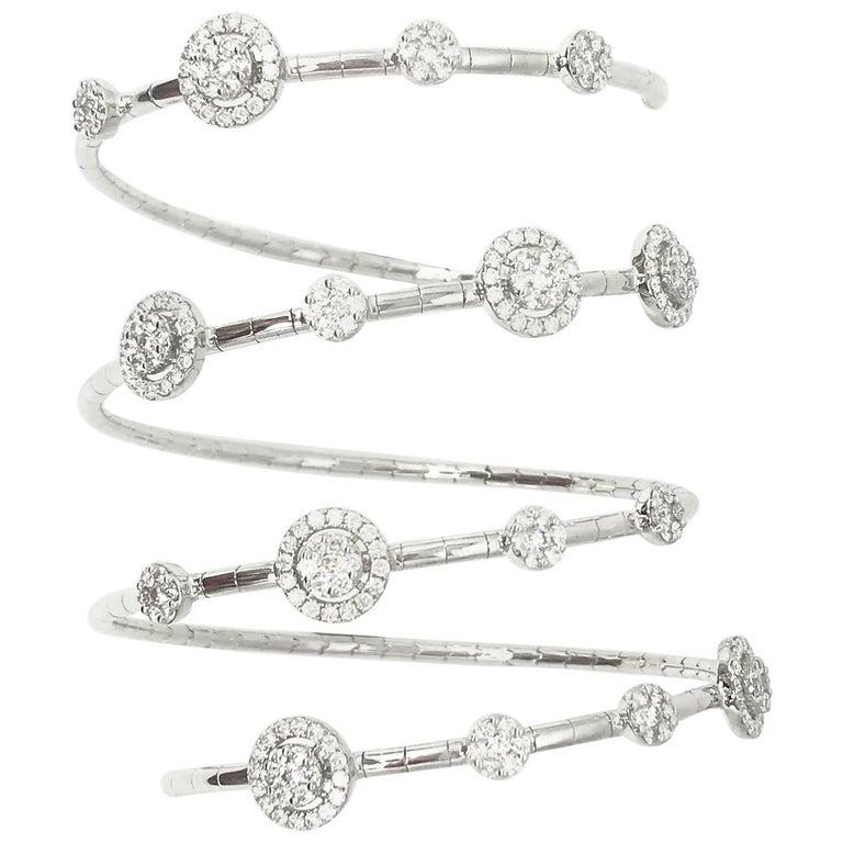 Gilin Diamond Flexible Bracelet