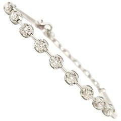 Gilin Diamond Bracelet Bangle