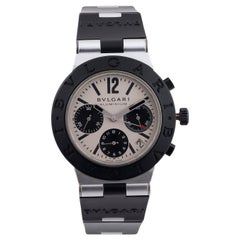 Bulgari Aluminum Diagono Chronograph Automatic wristwatch