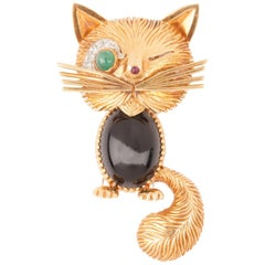 Chat Malicieux by Van Cleef & Arpels