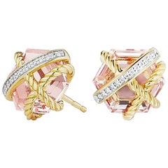 David Yurman Cable Wrap Earrings
