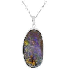 39.43 Carat Opal Pendant