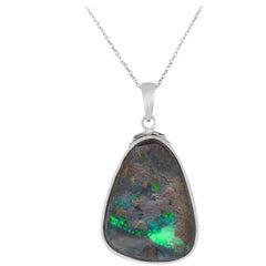 32.76 Carat Opal Pendant