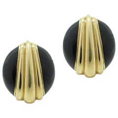 David Webb Stud Earrings