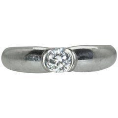 "Cartier ""Shelly"" Diamond Ring"