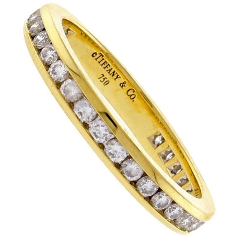 Tiffany & Co. Diamond Band-Ring