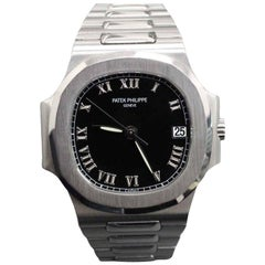 Patek Philippe Nautilus 3800 / 1A Stainless Steel Box and Papers Unpolished