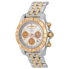 Breitling Stainless Steel Chronomat B01 Automatic Wristwatch