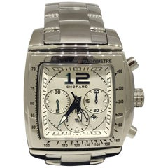 Chopard Tow O Ten Automatic Chronograph Stainless Steel Ladies Watch 15/8462 New