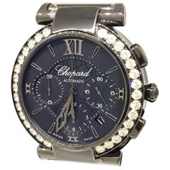 Chopard Imperiale Diamond Bezel Automatic Chronograph Ladies Watch 38/8549-3006