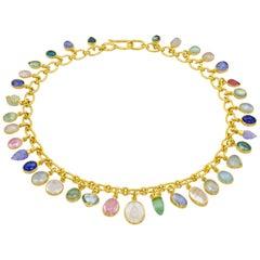 Aquamarine Necklaces