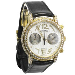 Audemars Piguet Jules 18 Karat Gold Diamond Watch 2599BA.ZZ.D088CR.01.A