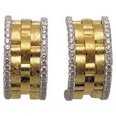 Bessa Diamond Earrings