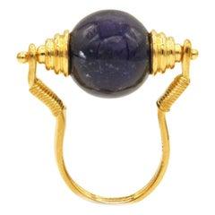 Renato Cipullo Amethyst 18 Karat Gold Ring