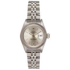 Ladies Rolex Datejust Stainless Steel 79174 with Box