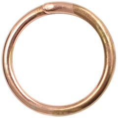 Antique Victorian Gold Split Ring