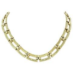 18 Karat Yellow Gold Torrini Beatrice Gold Necklace