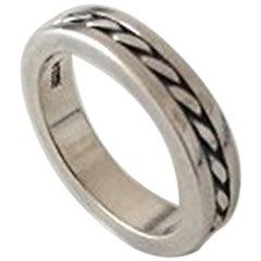 Georg Jensen Sterling Silver Ring No 106A