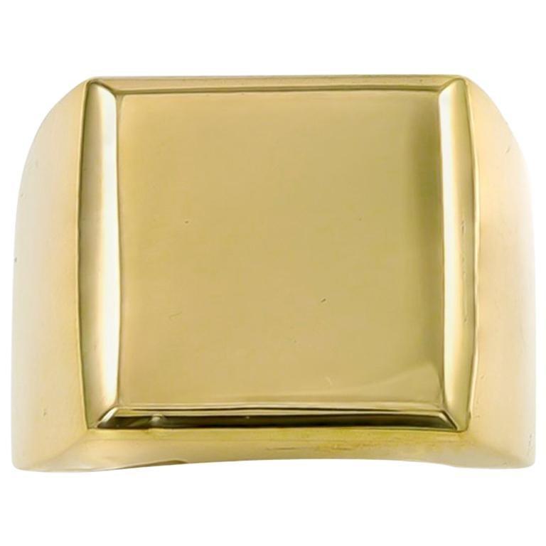 Gold Georg Jensen Ring