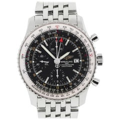 Breitling Stainless Steel Navitimer Automatic Wristwatch, Ref A2432212