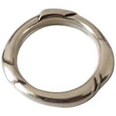 Georg Jensen Sterling Silver Ring No 238