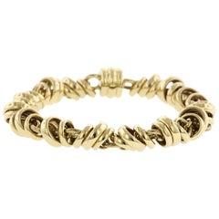 Pomellato 18 Karat Yellow Gold Bracelet, Italy