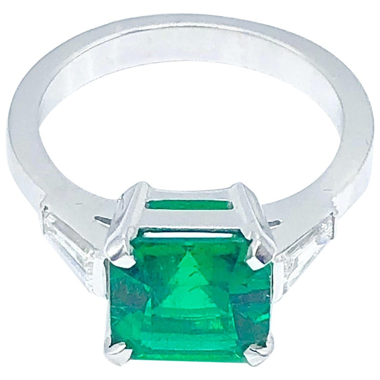 Resultado de imagen para colombian emerald ring