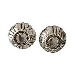 Georg Jensen Sterling Silver Earsticks No 31