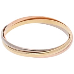 Cartier Trinity Bangle Medium Size