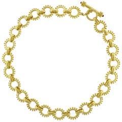 Elizabeth Locke Toggle Necklace