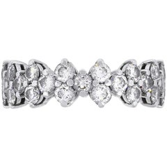 Tiffany & Co. Aria Diamond Eternity Band