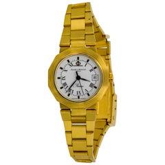 Baume & Mercier Yellow Gold Wristwatch Ref 83210